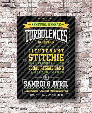 "Festival Reggae ""TURBULENCES"" | Thomas DOZIERE"