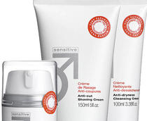 SEPHORA MEN Sensitive Skin . Skin Care Range | Anne-Claire Schall