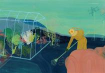 Planteur de lagon | Julie Bernard