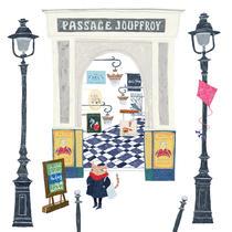 ChaCha à paris | Jocelyn Kao