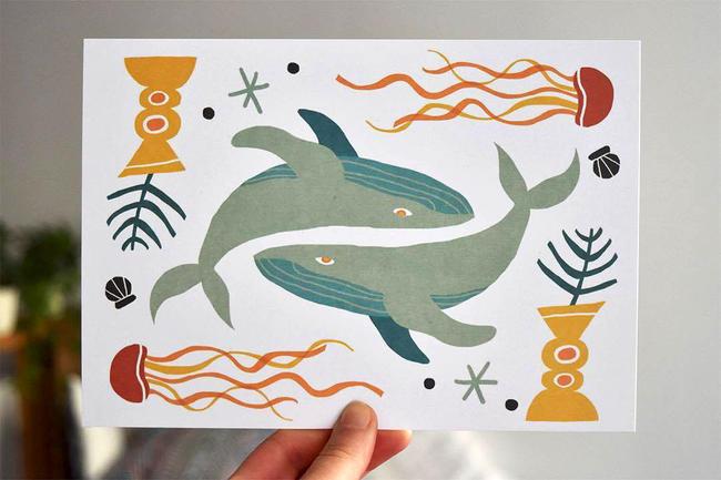 Les Baleines d'Août | Clara Beluga