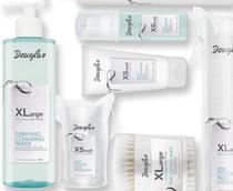 DOUGLAS XL.XS Daily routine Skincare Range | Anne-Claire Schall