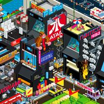 game city   Totto Renna
