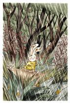Les ennuis de Lapinette (Comme des géants)   Cathon Illustration
