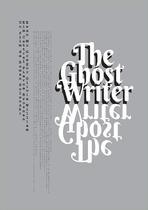Affiche typographique   Louisa Sabio