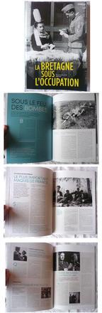 LA BRETAGNE SOUS L'OCCUPATION, Editions Bretons   gaël coadic