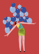 balons ! | Anne Hemstege