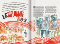 Le diplomate du 93 | Julie Maurice