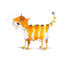 chat orange | Bushuyeva Natallia