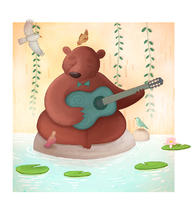 Bear song's | Marine Benezech