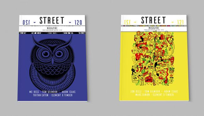 Street covers | Queste Eva