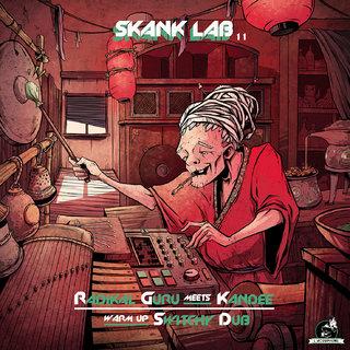 """""""Skank Lab 11"""" pochette"""