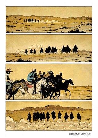 """""""At a gallop"""""""