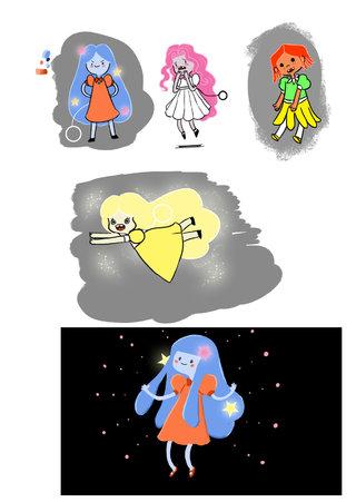 Recherche poupée magique