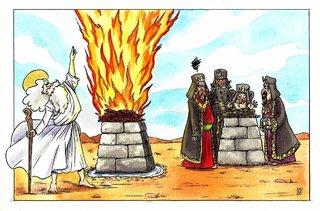 Elijah, le sacrifice