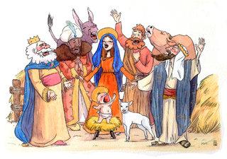 Jesus's choral