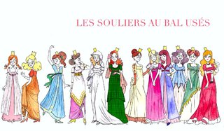 Les 12 princesses