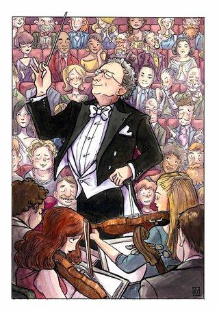 Le chef d'Orchestre (1)
