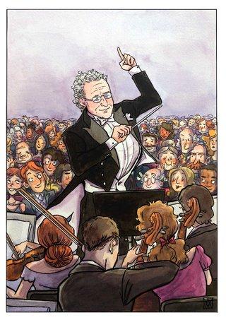 Le chef d'Orchestre (3)