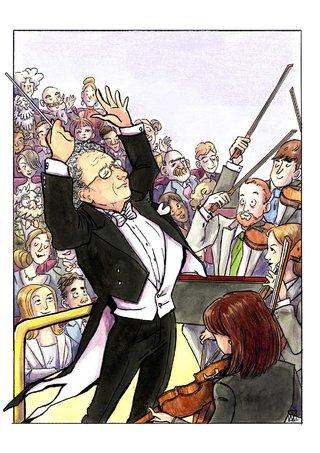 Le chef d'Orchestre (2)