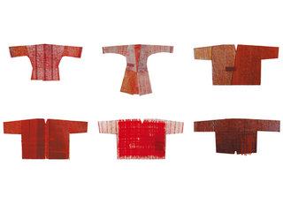 Serie de Tuniques - Akha -  Kachin - Lahu- Lisu I
