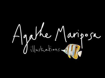 Agathe Mariposa Illustrations