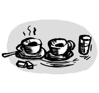 Around coffee