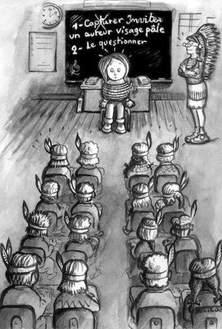 Invité de la classe