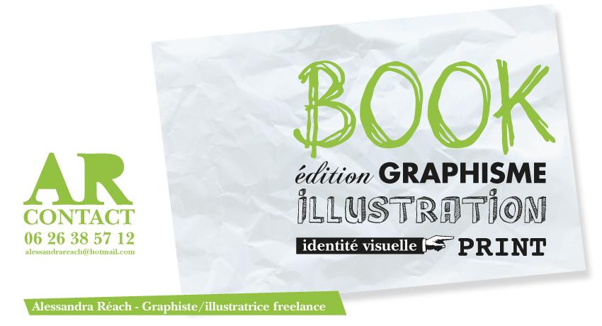 Assez Alessandra Réach / Graphiste - illustratrice Ultra-book ST67