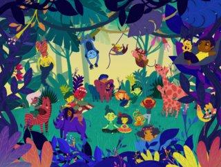 Jungle folies