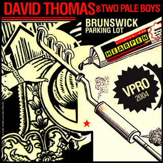 David Thomas and two pale boys / Brunswick Parking Lot