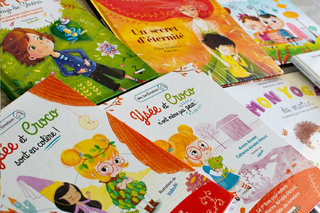 Créations de livres jeunesses (Illustrations + mises en page)