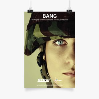 Affiche BANG