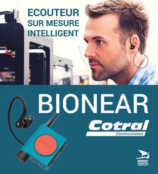 Panneau Bionear - Salon Smart Industrie