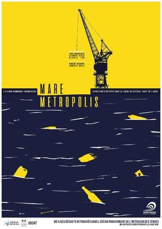 Mare Metropolis 2018 pour Surfrider Foundation Europe