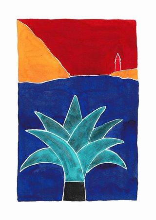 Et il y avait un palmier. N°3
