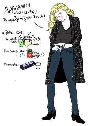 Illustration pour blog