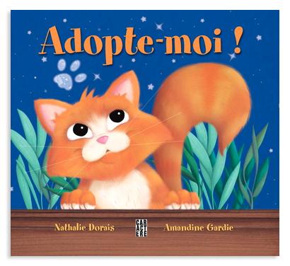 Amandine GardieLivres : Adopte Moi