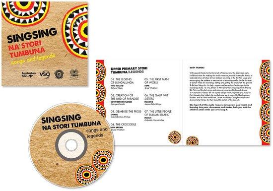 CD Sing Sing