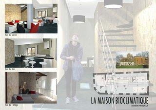Maison bioclimatique / Bioclimatic house 1/2