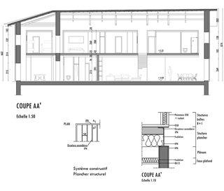 Maison bioclimatique / Bioclimatic house 2/2