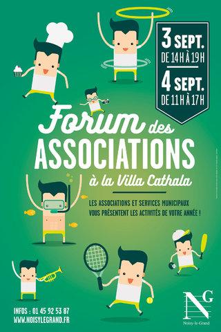 Forum associations 2016