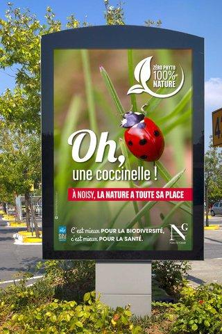 Campagne Zero Phyto Ville de Noisy-le-Grand 2017