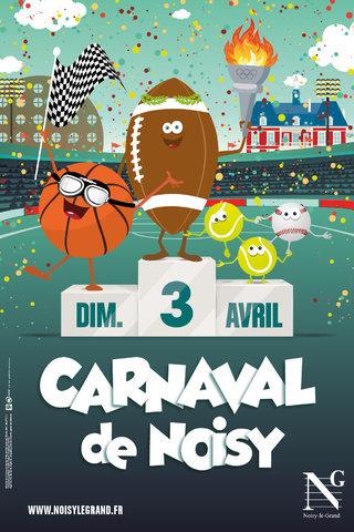 Carnaval de Noisy-le-Grand 2016