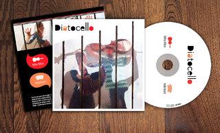 Pochette EP Diatocello 2017