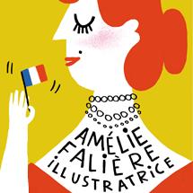 Amélie Falière : Contact : Agent