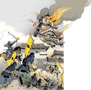 Clan de Takeda shingen
