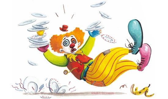 Clown - Filou Mène l'Enquête