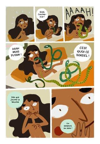 Les serpents 3