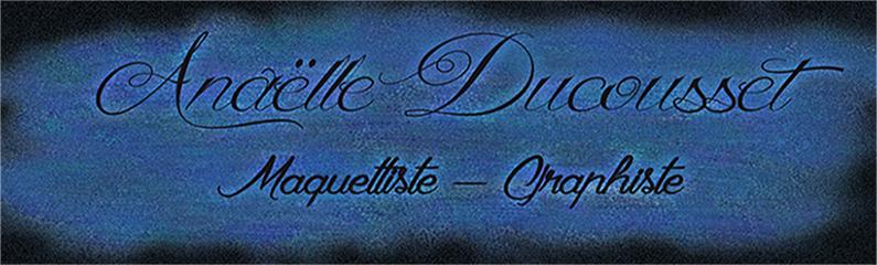 Anaëlle DucoussetAutres travaux : Magazines